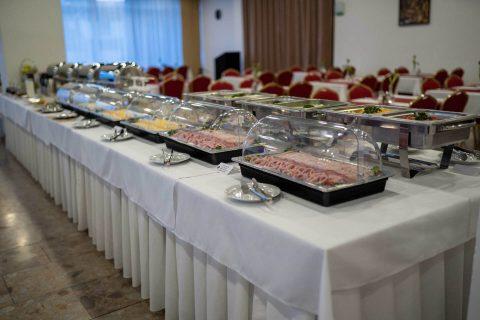 Reštaurácia Hotel Satel